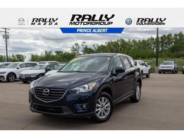 2016 Mazda CX-5 GS (Stk: V935) in Prince Albert - Image 1 of 11