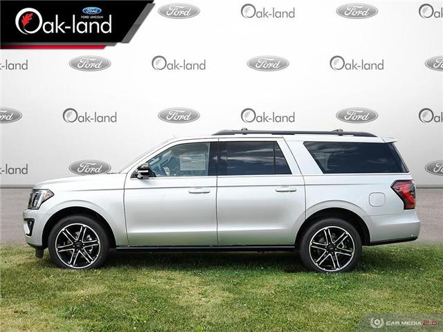2019 Ford Expedition Max Limited (Stk: 9T644) in Oakville - Image 2 of 25