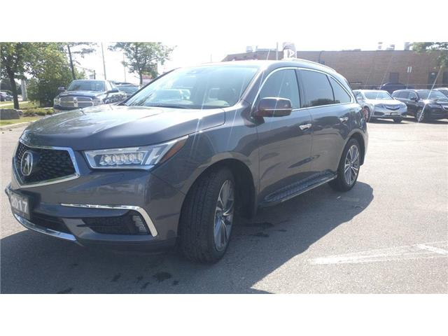 2017 Acura MDX Elite Package (Stk: 501350T) in Brampton - Image 3 of 14