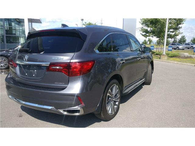 2017 Acura MDX Elite Package (Stk: 501350T) in Brampton - Image 7 of 14