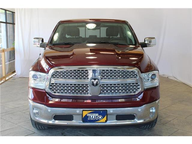 2017 RAM 1500 Laramie (Stk: 673034) in Milton - Image 2 of 43