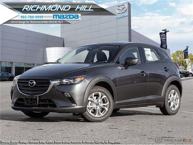 2019 Mazda CX-3 GS (Stk: 19-102) in Richmond Hill - Image 1 of 23