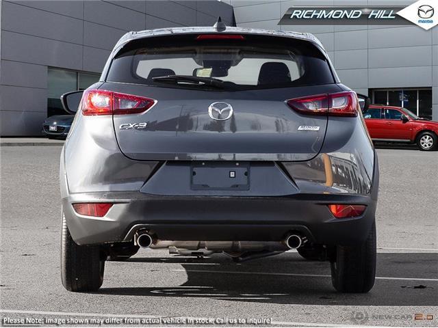 2019 Mazda CX-3 GS (Stk: 19-102) in Richmond Hill - Image 5 of 23