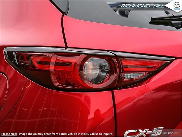 2019 Mazda CX-5 GT (Stk: 19-160) in Richmond Hill - Image 11 of 23