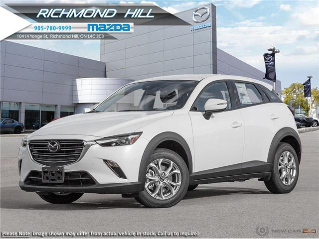 2019 Mazda CX-3 GS (Stk: 19-206) in Richmond Hill - Image 1 of 23