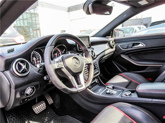 2014 Mercedes-Benz CLA-Class Base (Stk: P475) in Toronto - Image 9 of 26