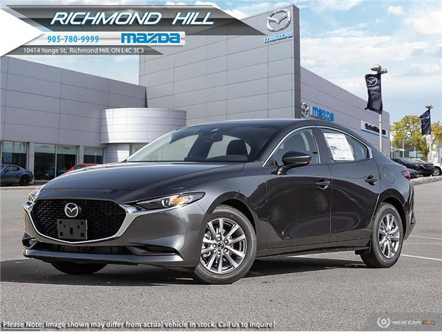 2019 Mazda Mazda3 Sport GS (Stk: 19-366) in Richmond Hill - Image 1 of 23