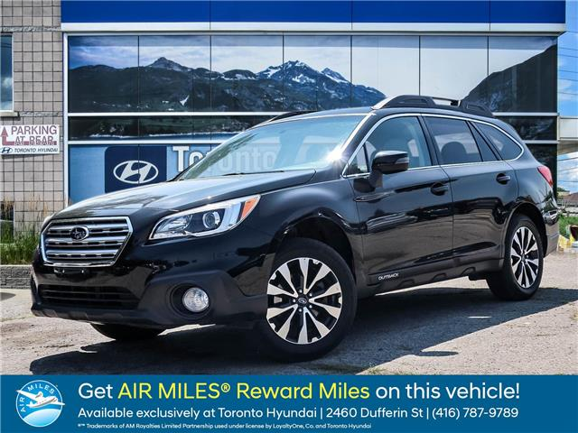 2015 Subaru Outback 2.5i Limited Package (Stk: GU0061) in Toronto - Image 1 of 27