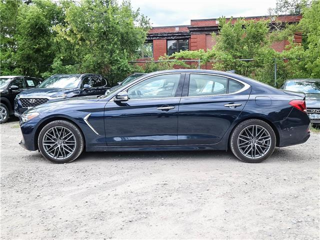 2019 Genesis G70 2.0T Advanced (Stk: GU0065) in Toronto - Image 8 of 26