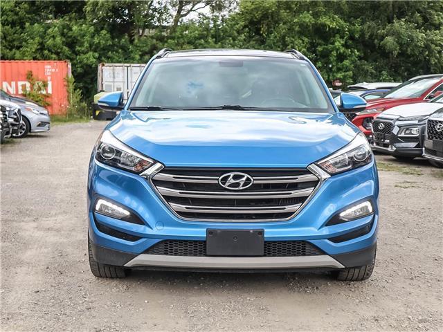 2017 Hyundai Tucson Limited (Stk: U06610) in Toronto - Image 2 of 27