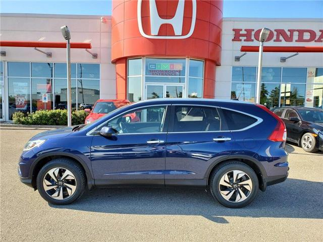2016 Honda CR-V Touring (Stk: P7135) in Georgetown - Image 2 of 7