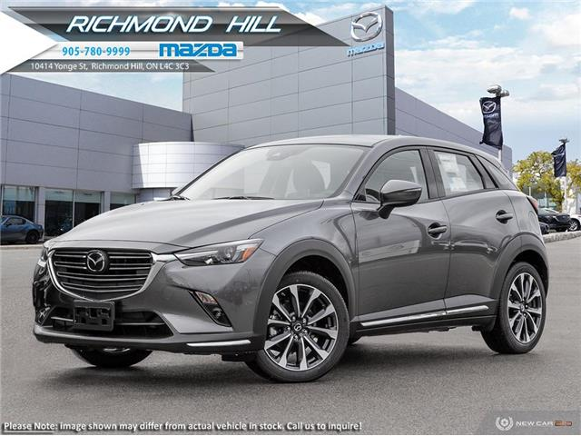 2019 Mazda CX-3 GT (Stk: 19-389) in Richmond Hill - Image 1 of 23