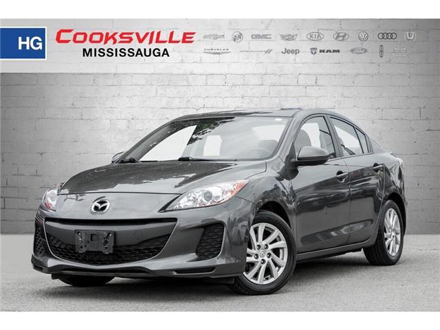 2012 Mazda Mazda3 GX (Stk: H301589T) in Mississauga - Image 1 of 17