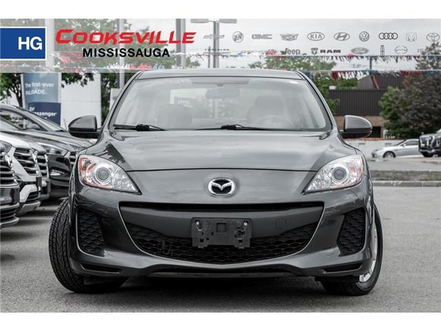 2012 Mazda Mazda3 GX (Stk: H301589T) in Mississauga - Image 2 of 17