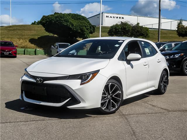 2019 Toyota Corolla Hatchback Base (Stk: 92123) in Waterloo - Image 1 of 18