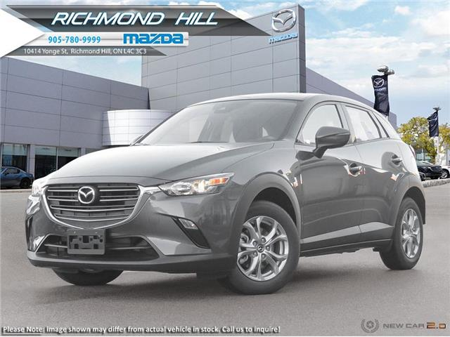 2019 Mazda CX-3 GS (Stk: 19-145) in Richmond Hill - Image 1 of 23