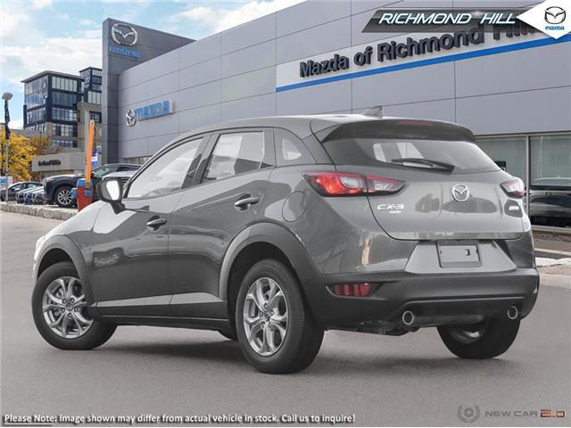 2019 Mazda CX-3 GS (Stk: 19-145) in Richmond Hill - Image 4 of 23