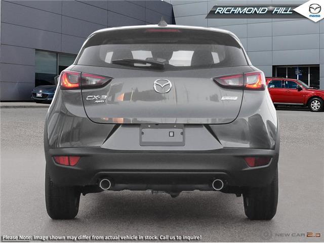 2019 Mazda CX-3 GS (Stk: 19-145) in Richmond Hill - Image 5 of 23