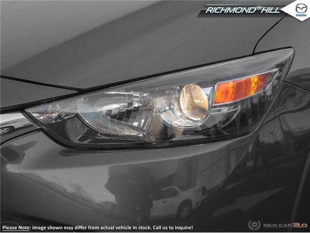 2019 Mazda CX-3 GS (Stk: 19-145) in Richmond Hill - Image 10 of 23