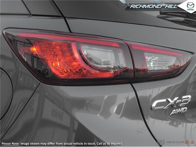 2019 Mazda CX-3 GS (Stk: 19-145) in Richmond Hill - Image 11 of 23