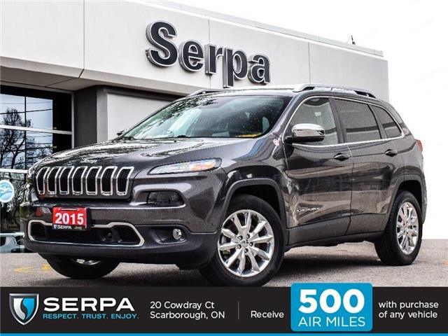 2015 Jeep Cherokee Limited (Stk: P9167) in Toronto - Image 1 of 25