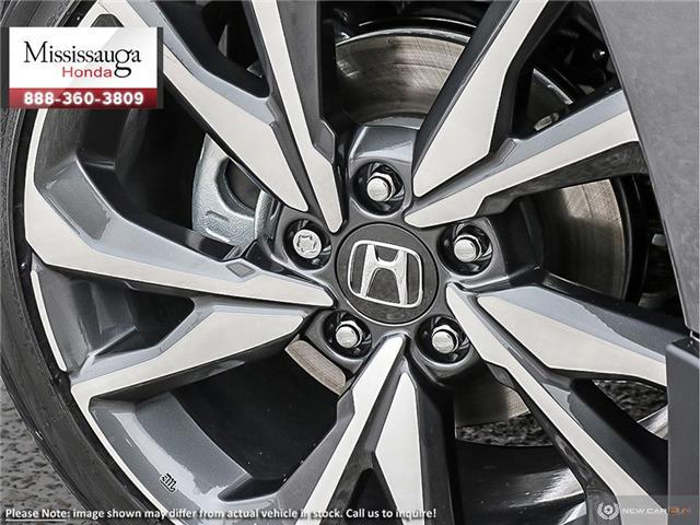 2019 Honda Civic Touring (Stk: 326895) in Mississauga - Image 8 of 23