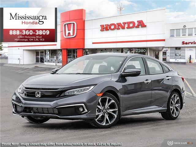 2019 Honda Civic Touring (Stk: 326893) in Mississauga - Image 1 of 23