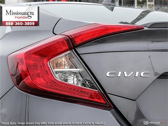 2019 Honda Civic Touring (Stk: 326896) in Mississauga - Image 11 of 23