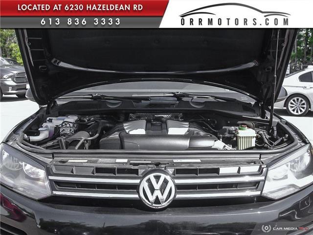 2011 Volkswagen Touareg 3.0 TDI Comfortline (Stk: 5834) in Stittsville - Image 7 of 29