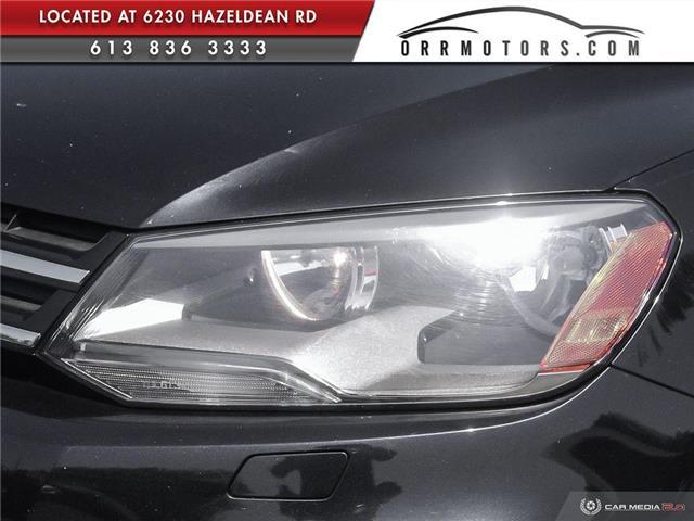 2011 Volkswagen Touareg 3.0 TDI Comfortline (Stk: 5834) in Stittsville - Image 9 of 29