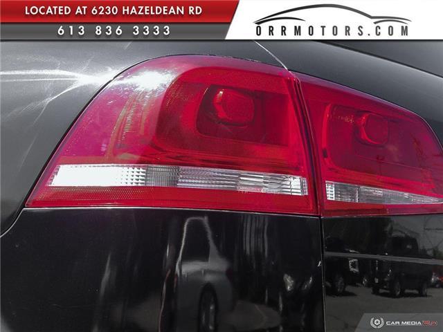 2011 Volkswagen Touareg 3.0 TDI Comfortline (Stk: 5834) in Stittsville - Image 11 of 29