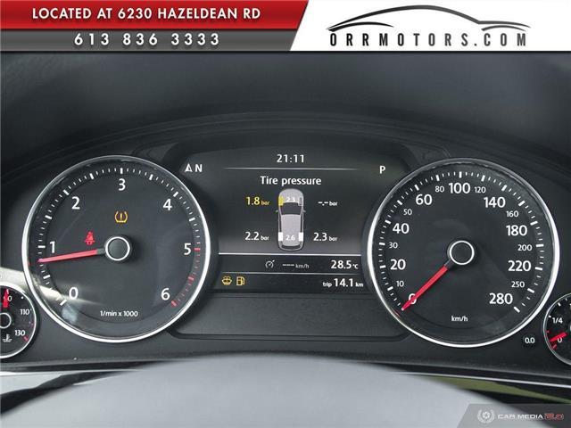 2011 Volkswagen Touareg 3.0 TDI Comfortline (Stk: 5834) in Stittsville - Image 15 of 29