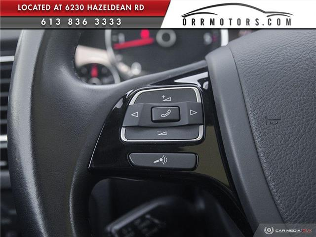2011 Volkswagen Touareg 3.0 TDI Comfortline (Stk: 5834) in Stittsville - Image 18 of 29