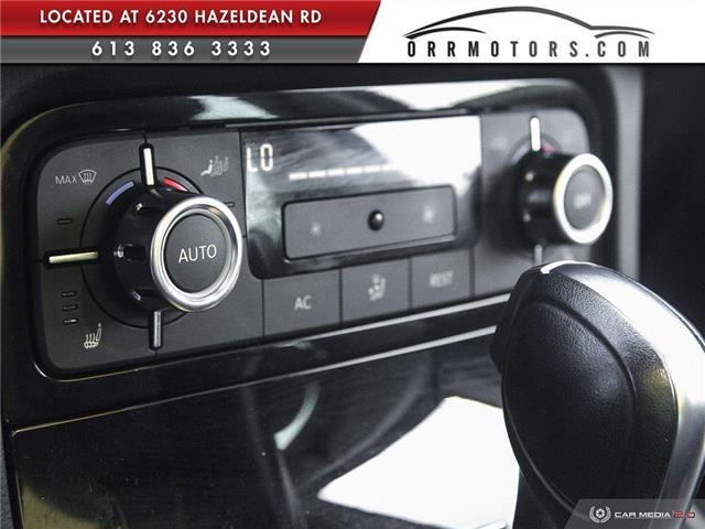 2011 Volkswagen Touareg 3.0 TDI Comfortline (Stk: 5834) in Stittsville - Image 20 of 29