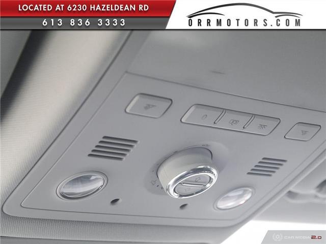 2011 Volkswagen Touareg 3.0 TDI Comfortline (Stk: 5834) in Stittsville - Image 22 of 29