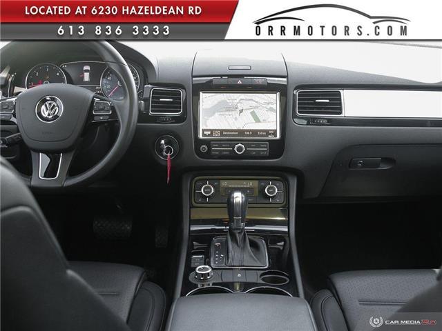 2011 Volkswagen Touareg 3.0 TDI Comfortline (Stk: 5834) in Stittsville - Image 25 of 29