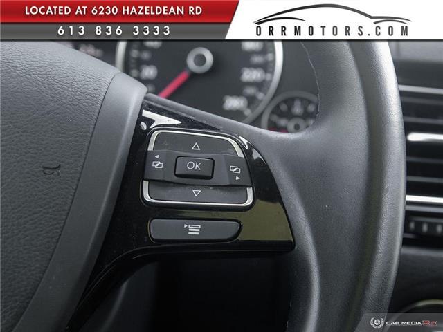 2011 Volkswagen Touareg 3.0 TDI Comfortline (Stk: 5834) in Stittsville - Image 26 of 29