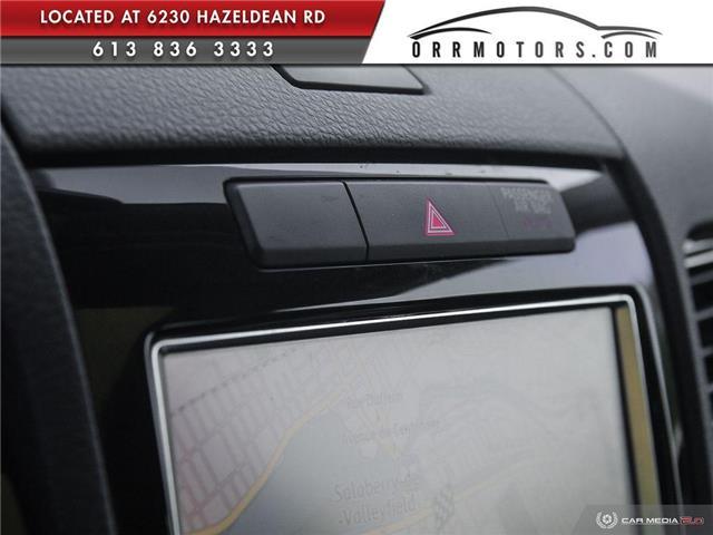 2011 Volkswagen Touareg 3.0 TDI Comfortline (Stk: 5834) in Stittsville - Image 27 of 29