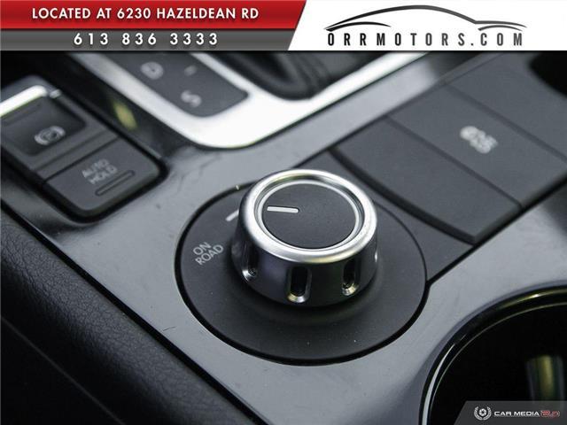 2011 Volkswagen Touareg 3.0 TDI Comfortline (Stk: 5834) in Stittsville - Image 28 of 29