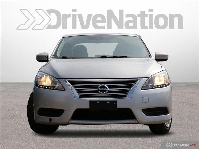 2014 Nissan Sentra 1.8 S (Stk: F583) in Saskatoon - Image 2 of 25