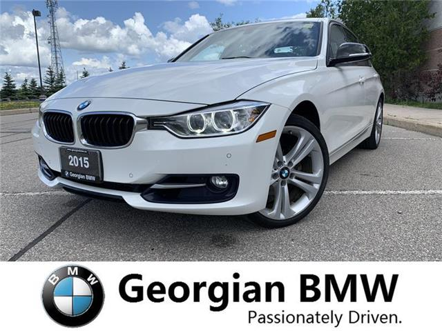 2015 BMW 328i xDrive (Stk: P1541) in Barrie - Image 1 of 21