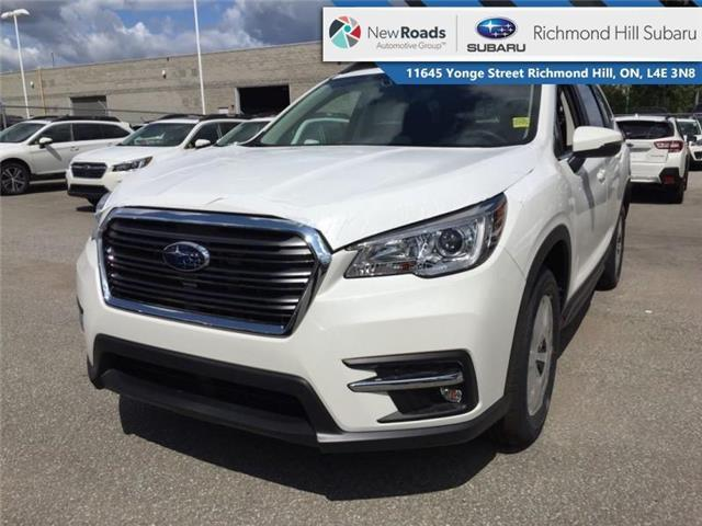 2020 Subaru Ascent Touring w/Captains Chair (Stk: 34002) in RICHMOND HILL - Image 1 of 24