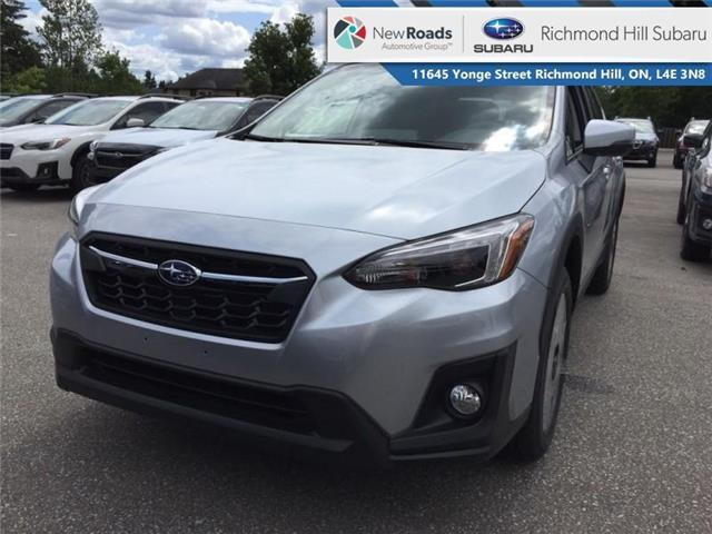 2019 Subaru Crosstrek Limited CVT w/EyeSight Pkg (Stk: 32857) in RICHMOND HILL - Image 1 of 23