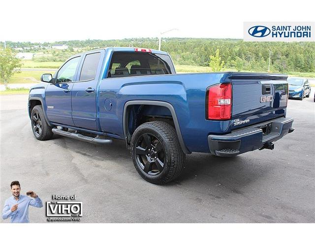 2018 GMC Sierra 1500 Base (Stk: U2284) in Saint John - Image 6 of 16