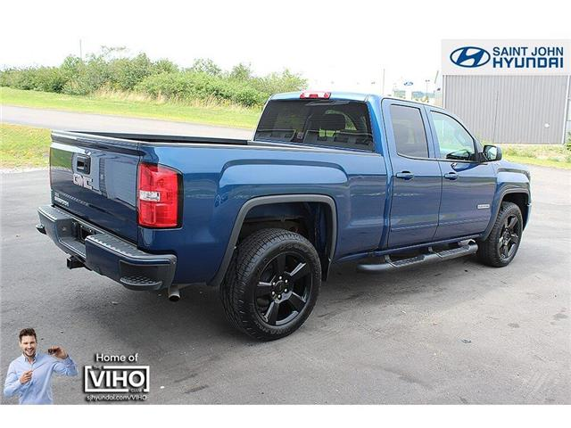 2018 GMC Sierra 1500 Base (Stk: U2284) in Saint John - Image 7 of 16