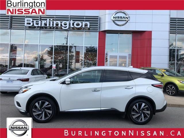 2017 Nissan Murano  (Stk: A6772) in Burlington - Image 1 of 20