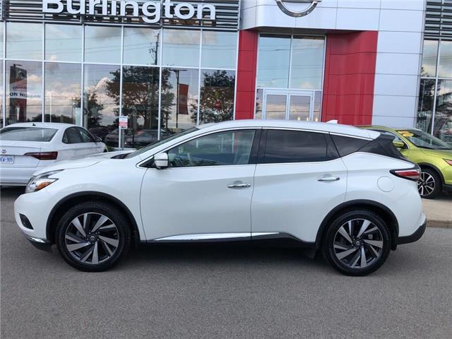 2017 Nissan Murano  (Stk: A6772) in Burlington - Image 2 of 20