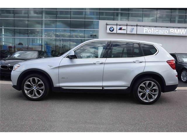 2017 BMW X3 xDrive28i (Stk: PT14354) in Brampton - Image 2 of 18
