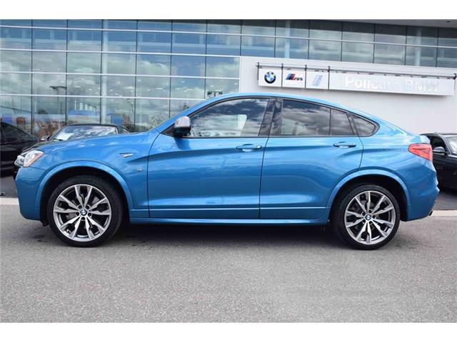 2017 BMW X4 M40i (Stk: U25095P) in Brampton - Image 2 of 18