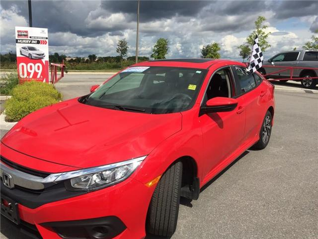 2017 Honda Civic EX (Stk: b0338) in Ottawa - Image 1 of 17